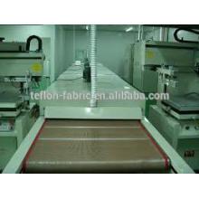 La muestra libre modificó el secador de la correa del acoplamiento del teflón
