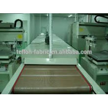 Free sample customized teflon mesh belt dryer