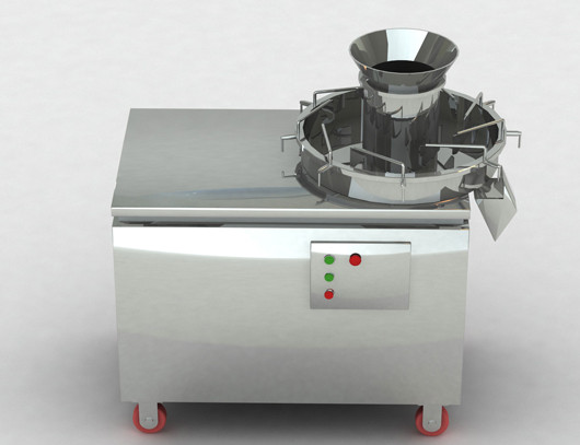 Revolving High Speed Granulator