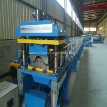 Metal Roof Ridge Cap Roller Forming Machine