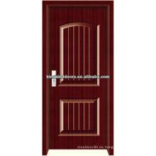 Pop de puerta del pvc mdf diseño que JKD-M688 hecho en China