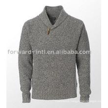 men's pure cotton knitwear