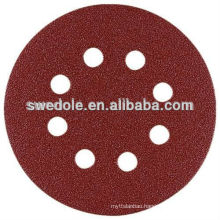 good performance and competitive price abrasive sanding paper discs