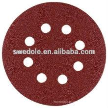 bom desempenho e preço competitivo discos de papel abrasivo de lixamento