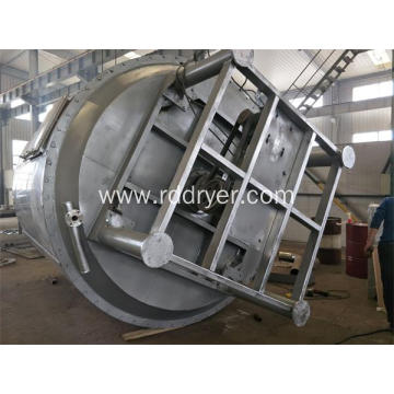 Lithium Battery Material Continuous Dryer Equipment