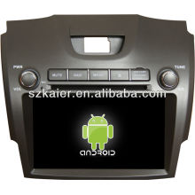 4.2.2 Version Android System Auto DVD-Player für Chevrolet S10 mit GPS, Bluetooth, 3G, iPod, Spiele, Dual Zone, Lenkradsteuerung