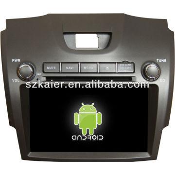 4.2.2 Version Android System Auto DVD-Player für Chevrolet S10 mit GPS, Bluetooth, 3G, iPod, Spiele, Dual Zone, Lenkradsteuerung