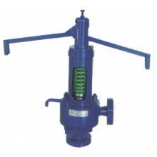 Dispositivo de seguridad de impulso de presión super alta (serie H)