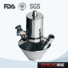 Stainless Steel Hygienic Pneumatic Aseptic Welded Sampling Valve (JN-SPV2005)