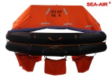 Throw-overboard Inflatable Liferaft