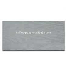 Paneles de revestimiento de pared exterior inorgánico Tablero de cemento de fibra de madera