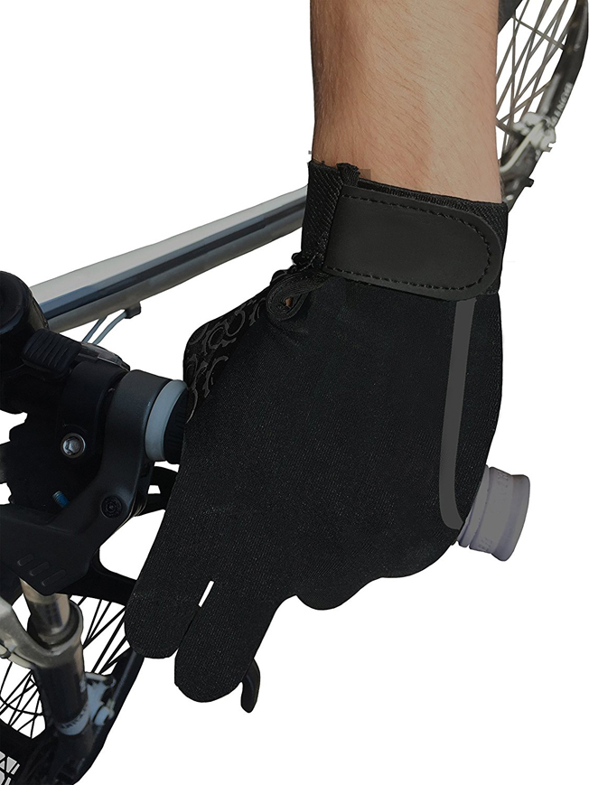 Long Finger Touch Glove