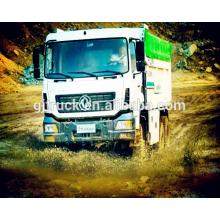 Camión volquete de Dongfeng de la impulsión 340xp 4x2 / camión de volquete de Dongfeng / camión de la mina de Dongfeng / camión de descargador de Dongfeng / camión del transporte de la arcilla