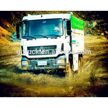 4x2 drive 340HP Dongfeng caminhão basculante / Dongfeng caminhão basculante / Dongfeng caminhão mina / Dongfeng caminhão basculante / caminhão de transporte de argila