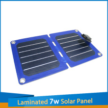 7W Laminated ETFE Solar Charger Panel