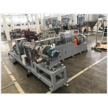 High Speed Single Screw Poly Film Blowing Making Rewinding Extruder