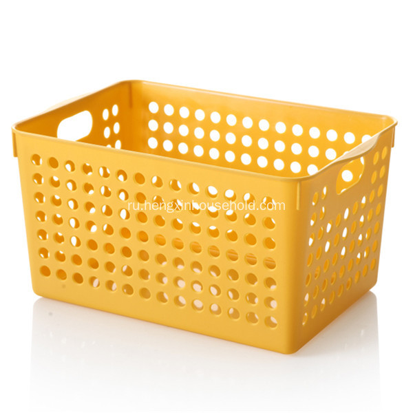 Plastic Laundry Small Organizers Storage Baskets