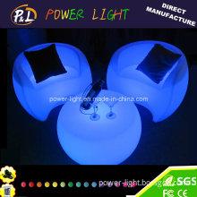 Plastic Illuminated LED Glow Furniture