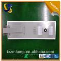 DC12/24V 10~80W all in one solar street light solar integrated street light