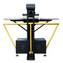FJXHB5-1 заводская цена карусель тепла тенниски печатная машина с гарантии