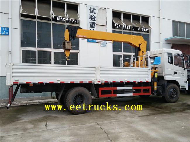 15 TON Boom Truck Cranes