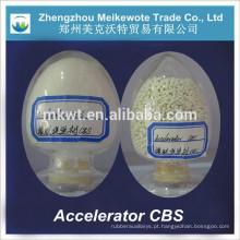 CBS (95-33-0) de Accelerator para distribuidores de produtos químicos de borracha de India