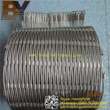 Flexible Stainless Steel Lion Netting Tiger Mesh