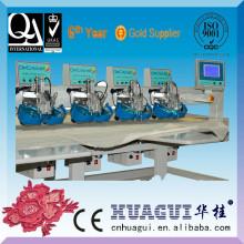 Máquina de transferência de strass de ajuste HUAGUI usado para venda