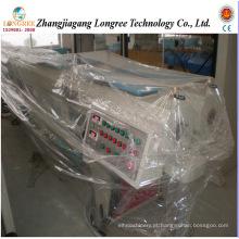 Linha de produção de tubo duplo de drenagem de PVC