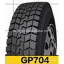 la Chine pas cher bonne qualité DOT camion radial pneu/pneu 225/80R17.5
