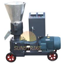 Amplamente utilizado máquina de aglomerados de madeira / fábrica de aglomerados de madeira com alta eficiência