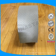 perforated reflective tape fabric for outdoor clothing