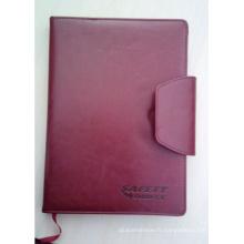 Carnet d'impression papier offset à couverture rigide