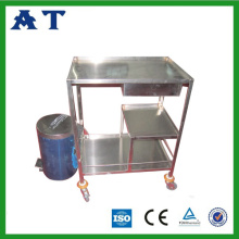 Hospital móvil Dressing trolley