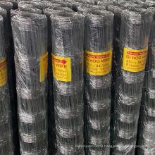 Professional Supplier Galvanized hog wire fence panels