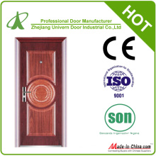 Wrought Iron Exterior Door (YF-S76)