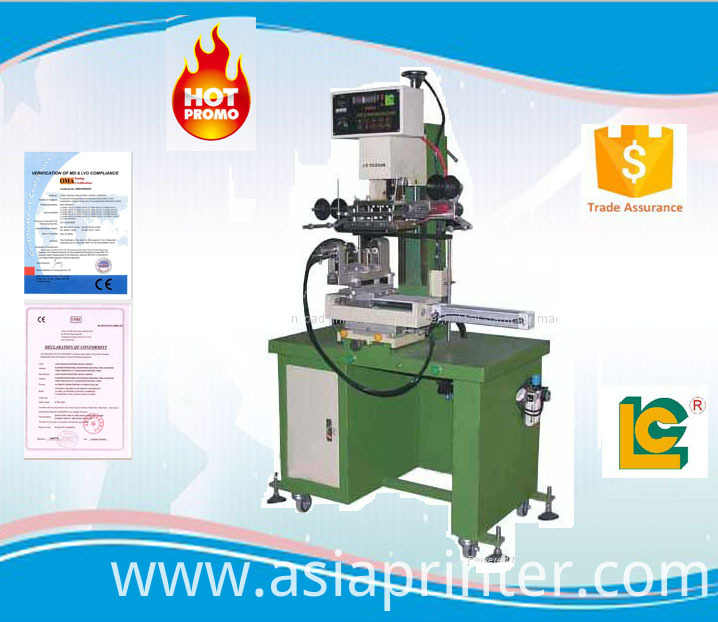 plane surface stamping machine