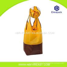 Hochwertiges neues Einkaufen nützliches kundenspezifisches Firmenzeichen faltbare Tasche