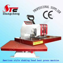 40*50cm American Shaking Head Heat Press Machine Digital Manual Swing Heat Press Machine American T-Shirt Heat Transfer Printing Machine Stc-SD03