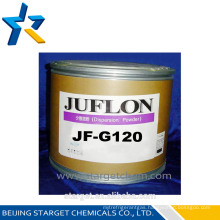 PTFE Medium size Suspended particle resin JF-G120