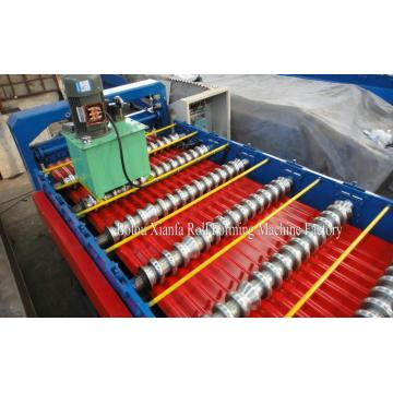 Color Steel Thin Plate Hydraulic Roofing Corrugated Sheet Forming Machine