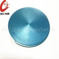 Grânulos Masterbatch Pearlescent azuis