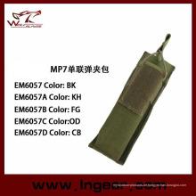 Großhandel taktische taktische MP70 Single Mag Pouch militärische Zeitschrift Nylontasche