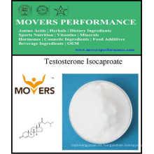 Polvo anabólico esteroide del Isocaproate 98% de la testosterona de la pureza elevada