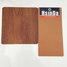 Wood Grain Heat Transfer Sublimation Powder Coating