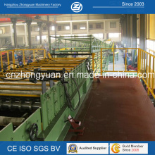 PU Sandwich Wall Panel Forming Line