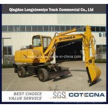 Excavador de rueda de alta calidad aprobado por CE