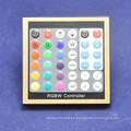 Controlador remoto de 36 teclas RGBW inalámbrico panel LED controlador RF remoto
