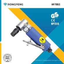 Rongpeng RP7315 Broyeur à matrice d'angle de 1/4 po (6 mm)