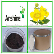 Extrait d'herbes médicinales Hypericum Perforatum, Extrait de millepertuis, Hypericum perforatum Extract Powder